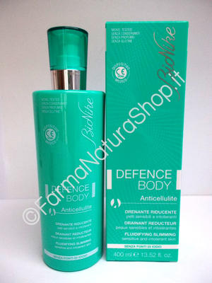 BIONIKE DEFENCE BODY Anticellulite  ►PROMO LIMITED EDITION◄