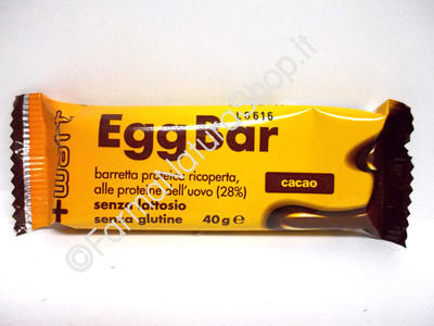 +WATT EGG BAR - Barretta proteica