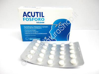 ACUTIL FOSFORO ADVANCE Compresse
