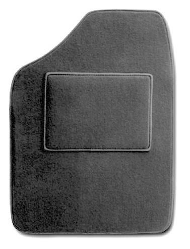 Tappeti in vero velluto su misura per Fiat 500 X