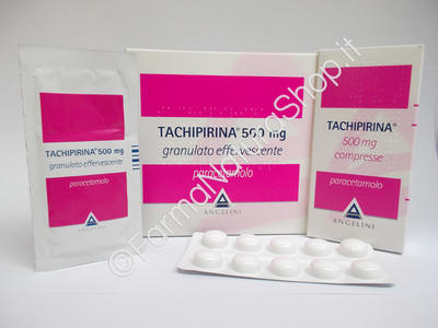 TACHIPIRINA® 500 mg