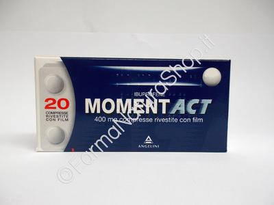 MOMENTACT 400 mg Compresse