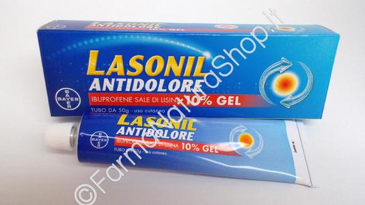 LASONIL ANTIDOLORE 10% gel