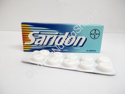 SARIDON Compresse