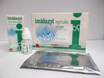 IMIDAZYL 1 mg / ml collirio