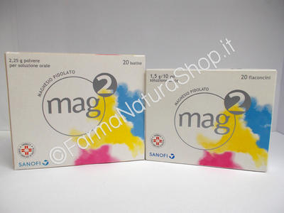 MAG2 Bustine - Flaconcini