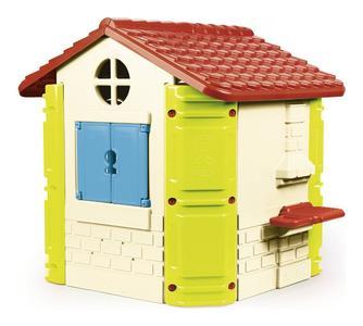 Casetta da giardino Feber GIULIO House 800010248 85 L x 124H x 108 P cm da 3 a 10 Anni