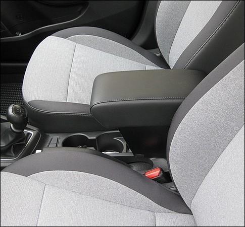 Bracciolo mod. XXL con portaoggetti per Hyundai I20 (dal 2015)