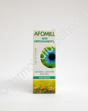 AFOMILL ANTI ARROSSAMENTO