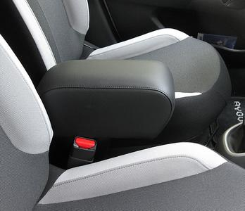 Bracciolo regolabile con portaoggetti per Toyota Aygo (dal 2014)