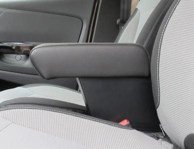 Bracciolo regolabile con portaoggetti per Renault Clio (2013>)