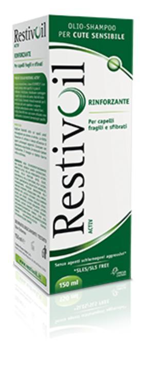 RESTIVOIL Shampoo Activ