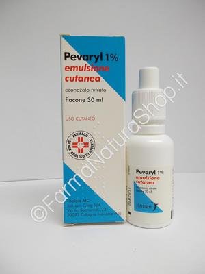 PEVARYL 1% Emulsione