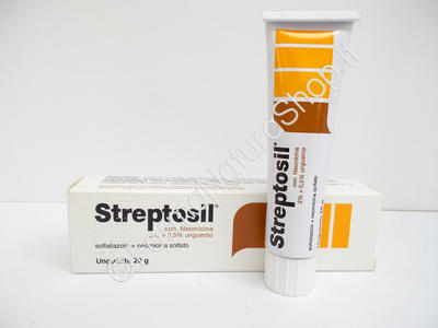STREPTOSIL con Neomicina 2%+0,5% - UNGUENTO