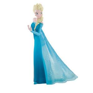 statuina Elsa  plastica 10 cm