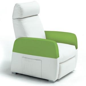 Poltrone relax poltrone reclinabili elettriche sedia for Poltrona massaggiante amazon