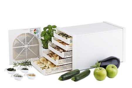 Essicatore Essiccatore Biosec 5 cestelli per funghi frutta Biosec DOMUS B5 TAURO Essiccatore Domestico per Alimenti