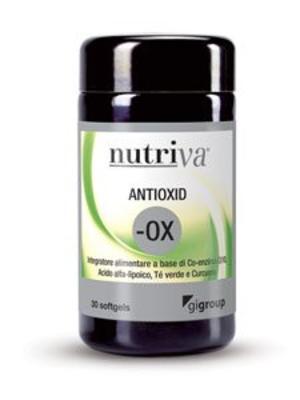 NUTRIVA ANTIOXID-OX Capsule Softgel