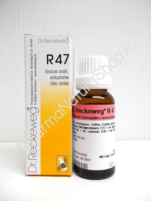 DR. RECKEWEG R47 Gocce