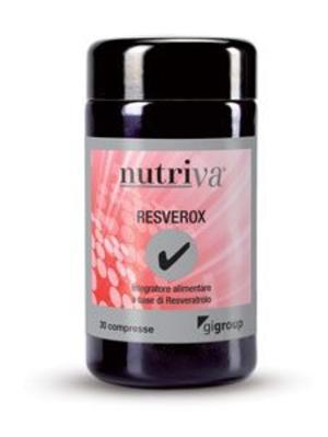 NUTRIVA RESVEROX Compresse