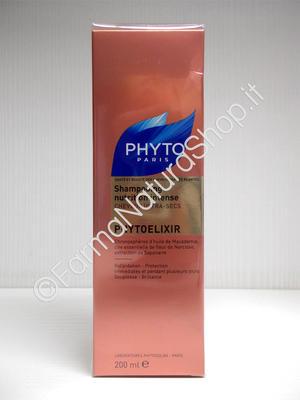 PHYTO Phytoelixir Shampoo Nutrimento Intenso