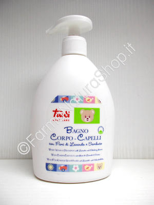TRUDI Baby Care - Bagno Corpo-Capelli