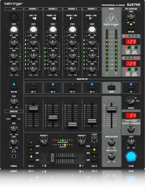 Behringer DJX750 mixer DJ