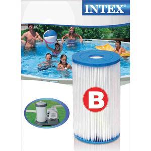Cartuccia di ricambio per pompa filtro 9463 l/h tipo grande B codice INTEX 29005