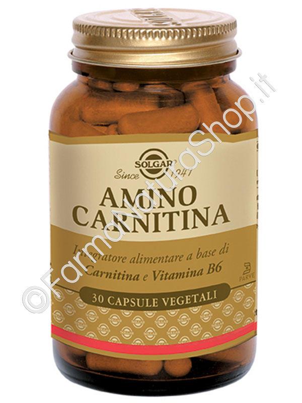 SOLGAR Amino Carnitina