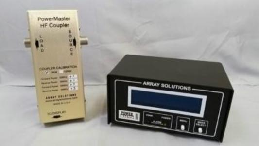 POWER MASTER II Array Solution