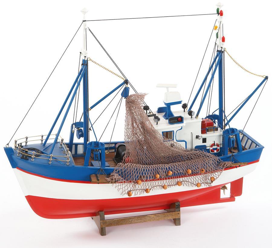 Riproduzione barca da pesca riproduzione peschereccio for Barca a vapore per barche da pesca