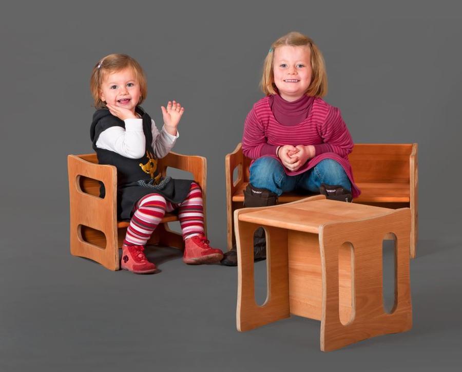 Divanetto bambini divano gioco panca legno - Divanetto bambini ...