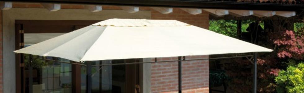 Telo copertura di ricambio gazebo 3 x 2 per gazebo gaz 360