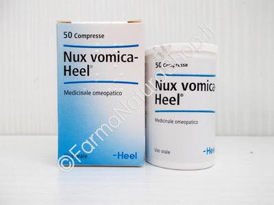 HEEL NUX VOMICA Compresse