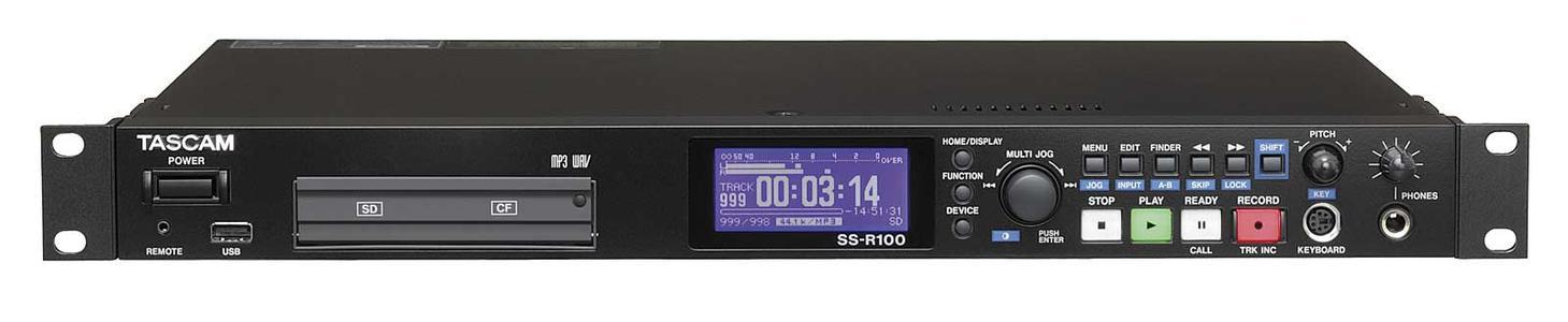 Tascam SS-R100