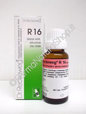 DR. RECKEWEG R16 Gocce