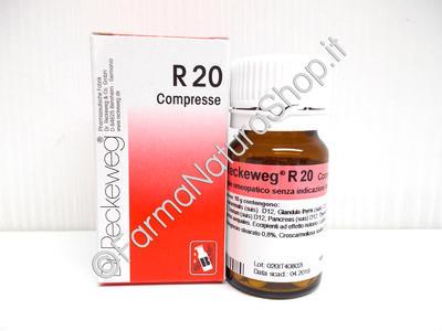 DR. RECKEWEG R20 Compresse