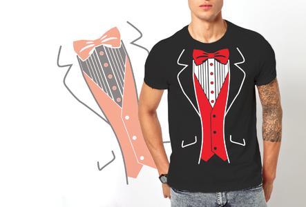 T-shirt Giacca/Uomo