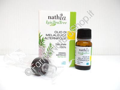 NATHIA Igis Tea Tree - Olio di Melaleuca Alternifolia
