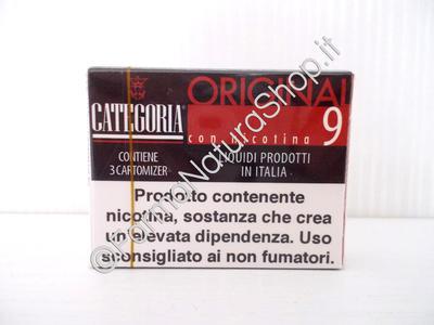 CATEGORIA FILTRI CON NICOTINA
