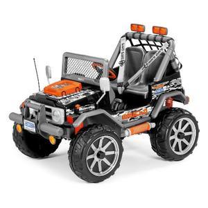 Auto elettrica per bambini Peg Perego Gaucho ROCK'IN 2 motori 12 volt Igod0075