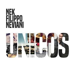 CD UNICOS NEK FILIPPO NEVIANI con autografo Spanish version