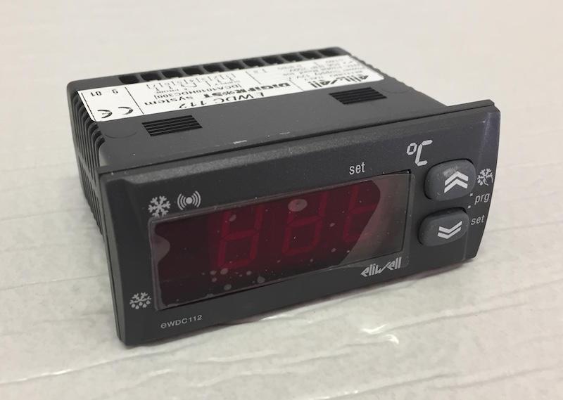 EWDC 112 Controllore per unità refrigeranti - 15A - 1HP