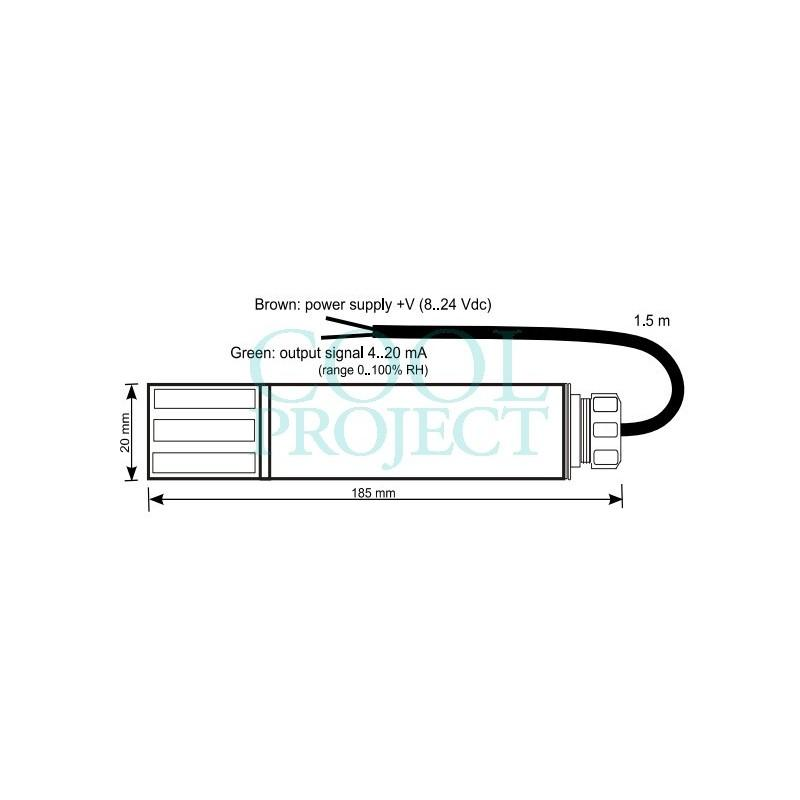 Sonda di umidità HR03