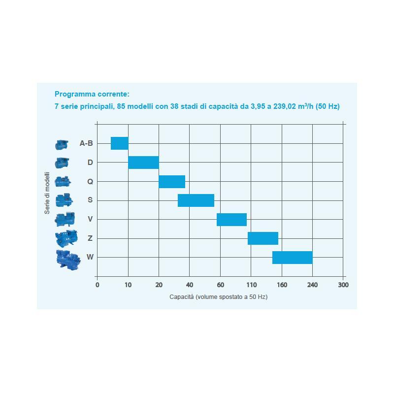 Compressore Semiermetico Serie D