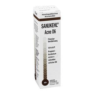 SANUM SANUKEHL ACNE D6 Gocce