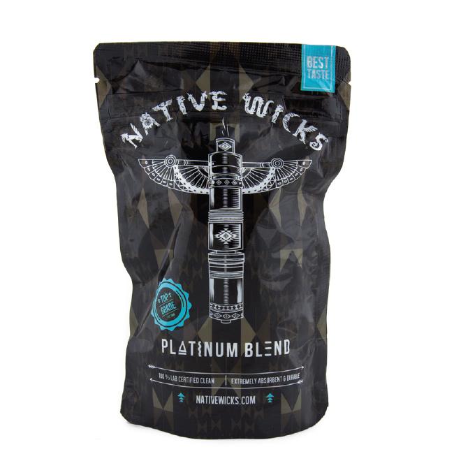 NATIVE WICKS COTTON PLATINUM BLEND