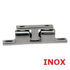Fermaporta Inox A Doppia Sfera
