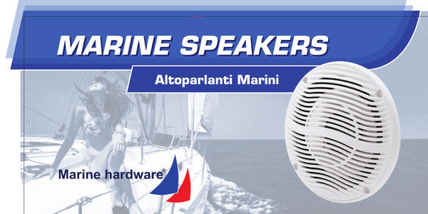 Marine Speakers - Altoparlanti Nautici