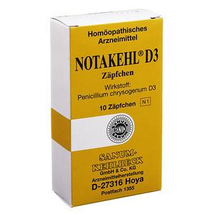 SANUM Notakehl D3 Supposte